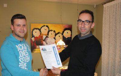 Motorcross certificaat behalen in maart