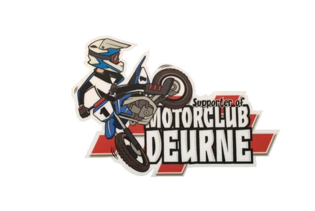 Nieuwe sponsoren voor M.C. Deurne