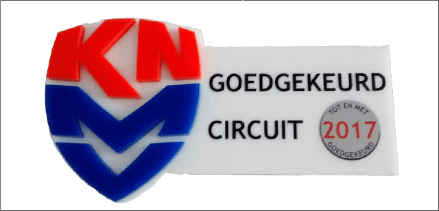 Goedgekeurd circuit KNMV