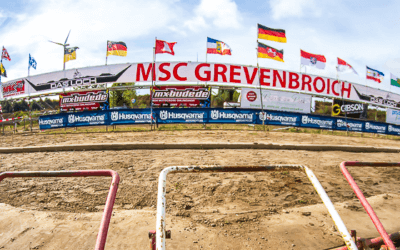 Zomerkamp Grevenbroich en MC Deurne