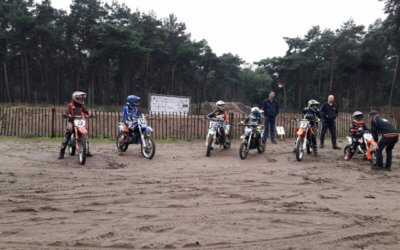 Training jeugd op jeugdbaan zondag 4 maart