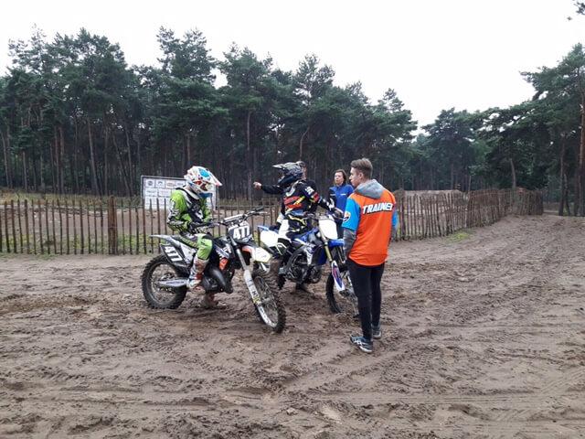 Georganiseerde trainingen 2018 voor Leden M.C. Deurne