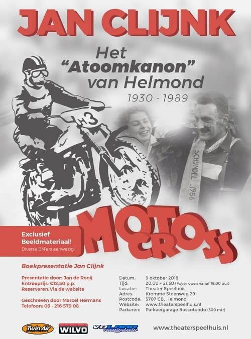 """Boekpresentatie het """"Atoomkanon"""" van Helmond"""