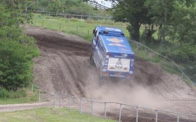 Tweede pinksterdag (maandag 21 mei) Big Dakar Challenge circuit M.C. Deurne