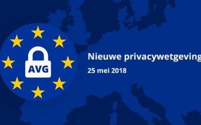 Privacyverklaring, AVG wet