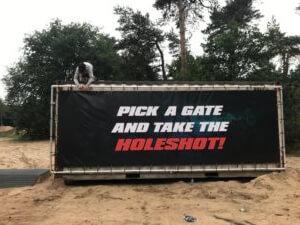 pick a gate