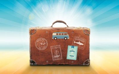 Vakantie webmaster