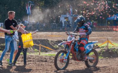 Danny van Hoof kampioen MX2 nationale MON