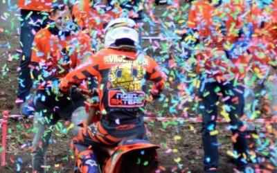 Krijn van Vroenhoven kampioen MX2 Senioren 2
