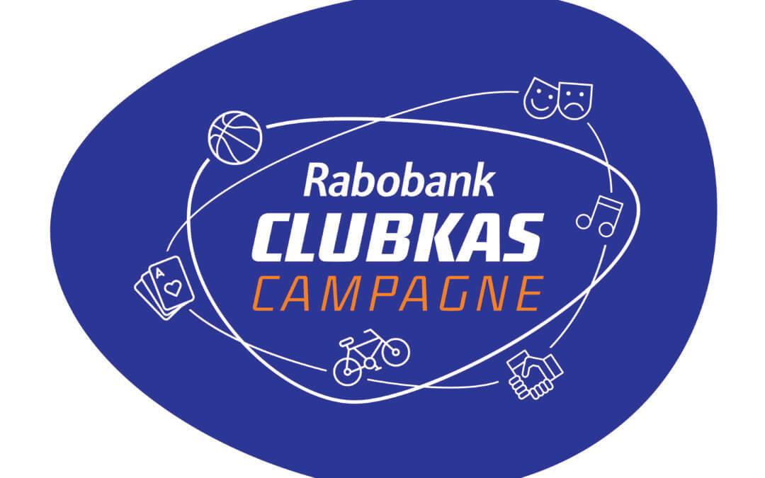 Rabobank clubkas campagne, krijgen wij jullie stem?