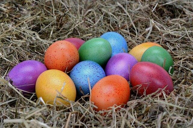Openingstijden baan tijdens Pasen (tweede paasdag gesloten)