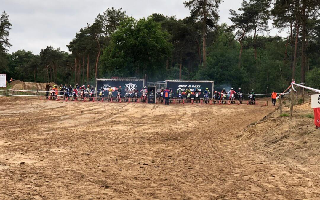 Wedstrijd MC Deurne 2020 op circuit de Galgenberg