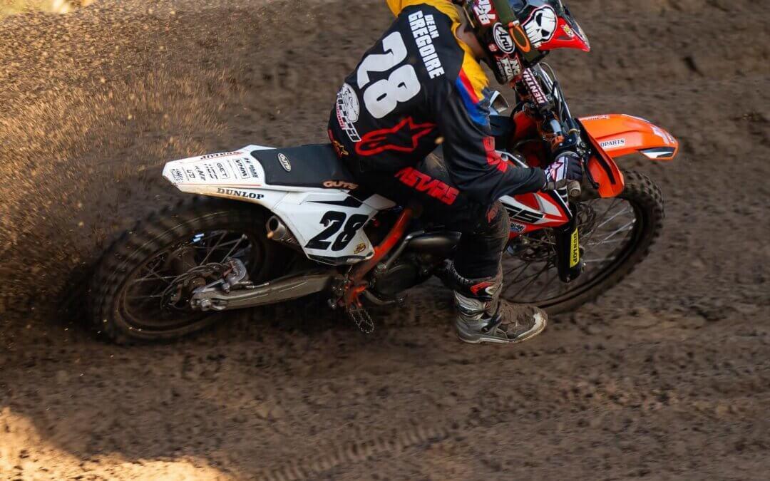 Dean Gregoire Kampioen 2020 ONK 65 grote wielen