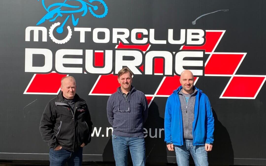 Unieke samenwerking tussen 2 clubs in de Motorcross.